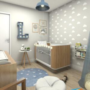 Inspirações para quarto de bebê
