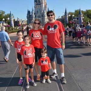 Breve resumo da nossa viagem para Disney