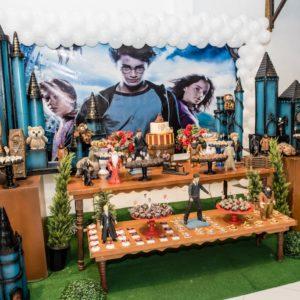Festa Harry Potter – os 7 anos da Rafaela