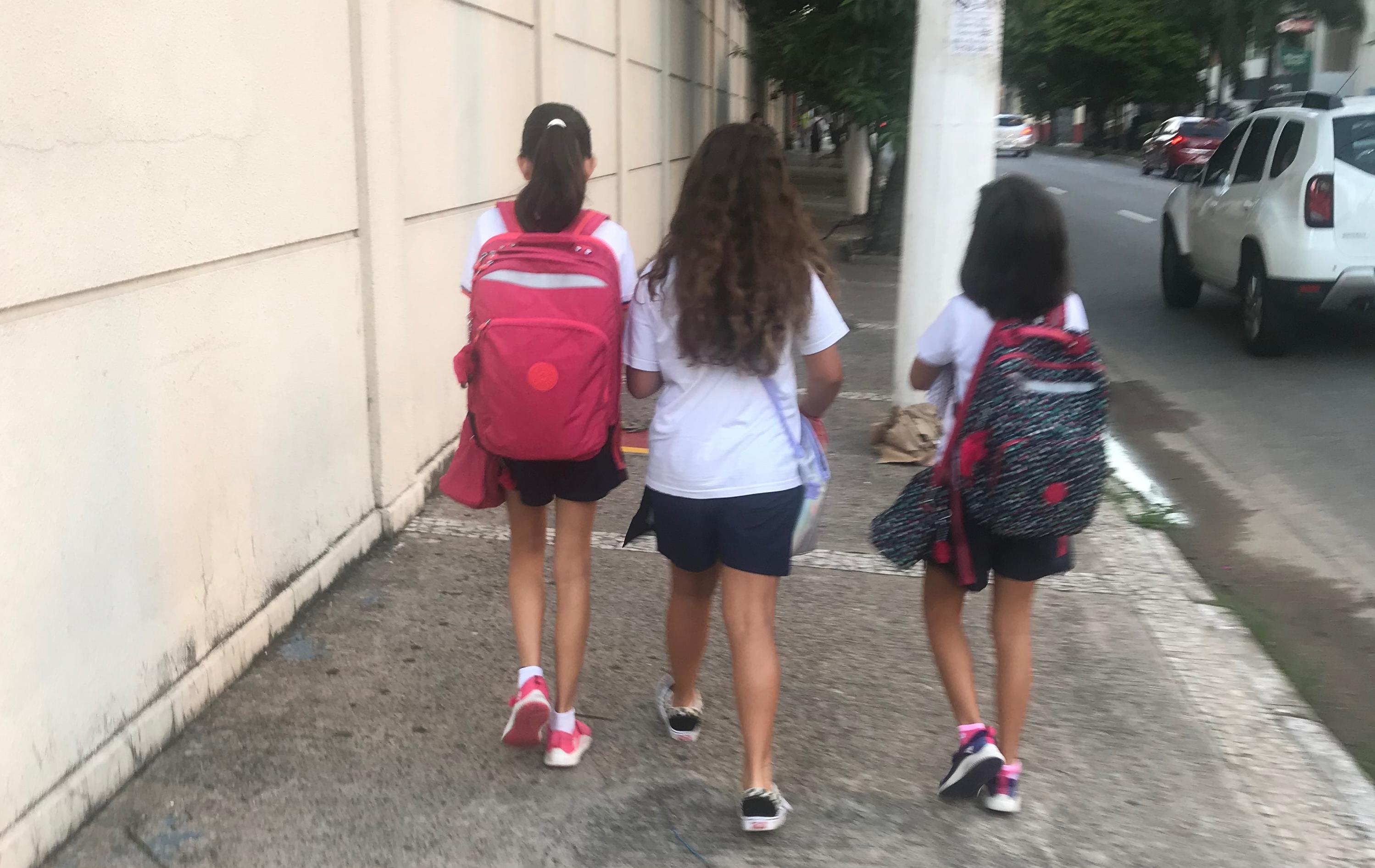 Voltas às Aulas Na Escola Nova – Pela Quarta Vez….