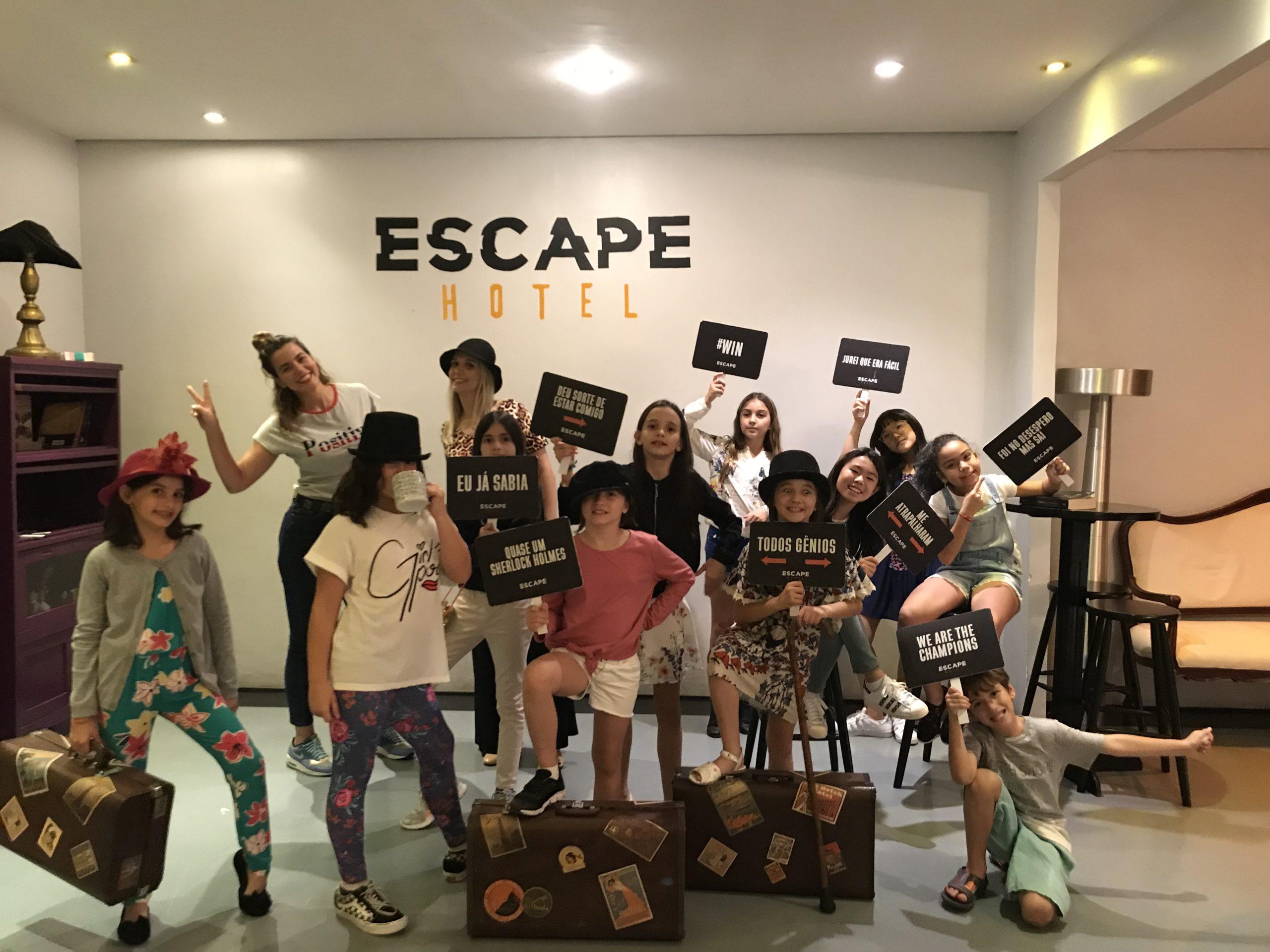 Escape Room – Opção Diferente Para Festas