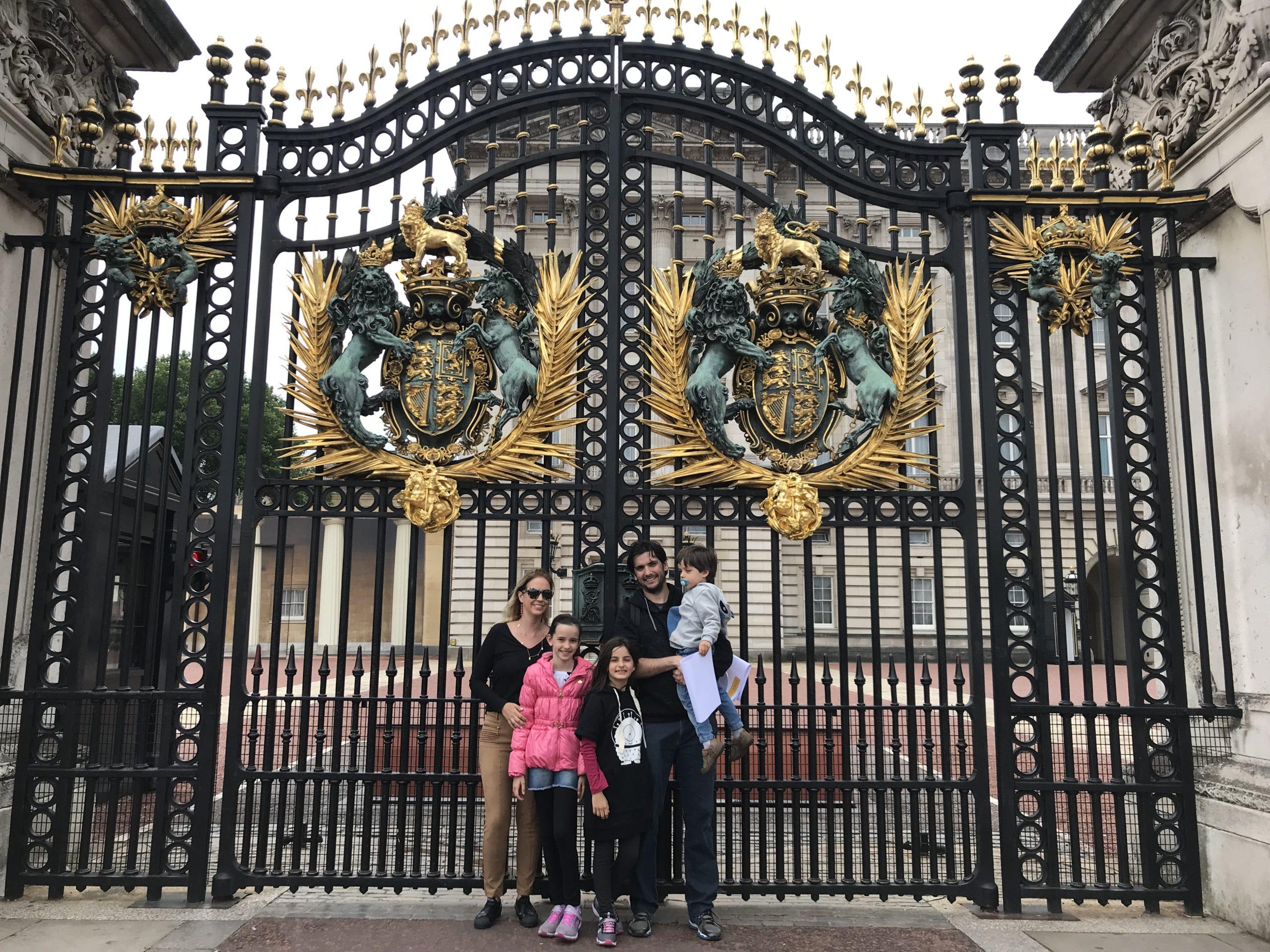 Nossa Programação De Viagem Para Londres