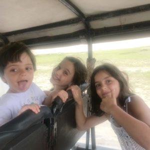 Nosso roteiro em Jericoacoara com as crianças