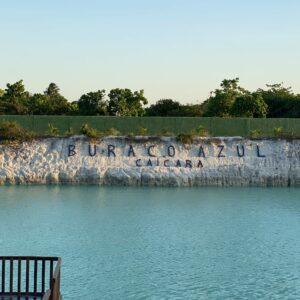 Buraco Azul Caiçara – Nova atração na região de Jeri