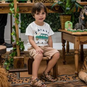 Caio Henrique 4 anos – Festa Floresta