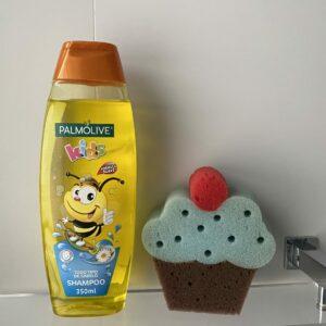 Resenha Shampoo Infantil
